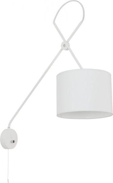 Lampy oświetlenie Nowodvorski - VIPER white kinkiet 6512